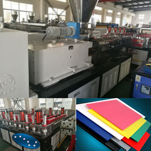 hot sale plastic grid sheet making machine / grid sheet extrusion line / grid sheet extruder