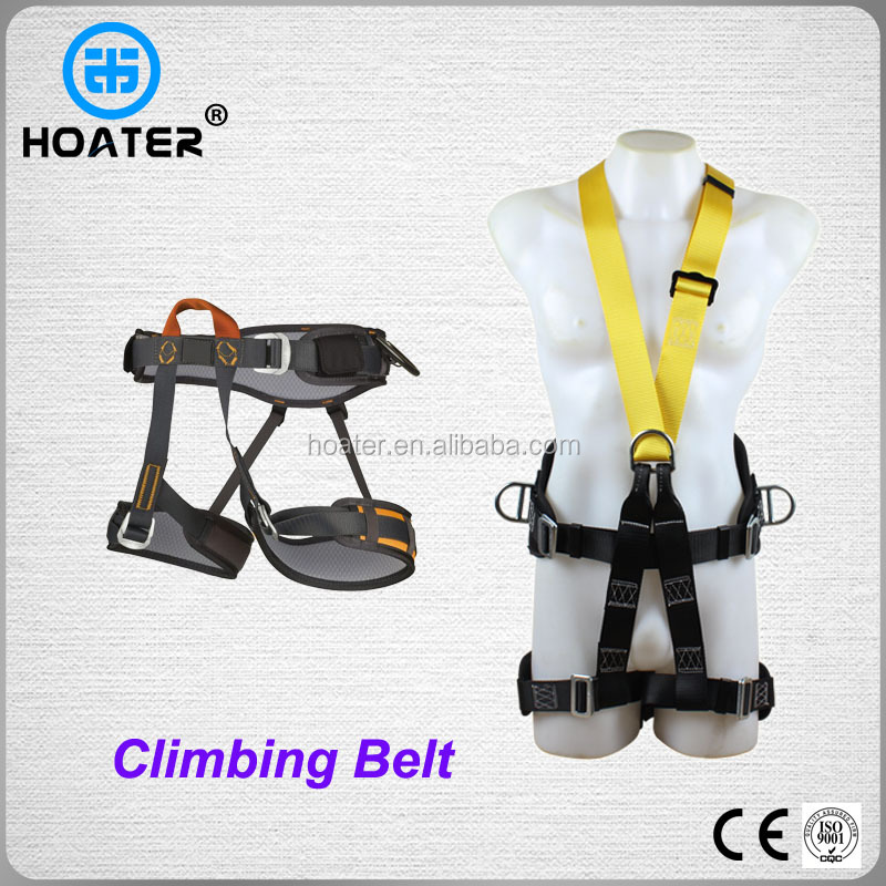 2017 Popular Safety Body/Chest Climbing Harness With Lifeline