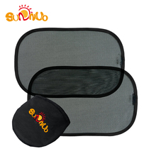 2020 car windscreen sunshade cartoon car sunshades kids car accessory Heat transfer printing rear sunshade