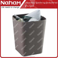 NAHAM Elegant Livingroom Decorative Woven Trash Can