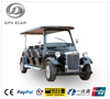Prices luxury low speed electric 8seats golf car