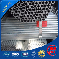 Tianjin building material hollow galvanized piping