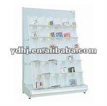 Double Side Adjustable Book Shelves for Home Display YD-034-2