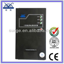 parallel type surge protector with working indicator