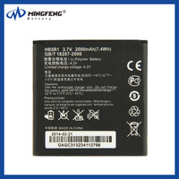 Original quality gb/t 18287-2013 mobile phone battery for huawei U8950D G500C C8826D T8950D U8836D C8950D