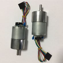 High Quality 100 Rpm D-shaped Shaft 37mm 12v 24v Dc Gear Motor for sale