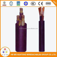 UCPT low voltage tinned copper mining cable