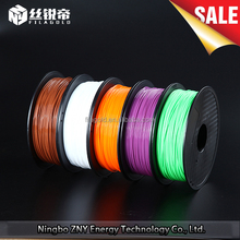3d printing materials 900g/roll pla 3d printer flexible material with Rohs