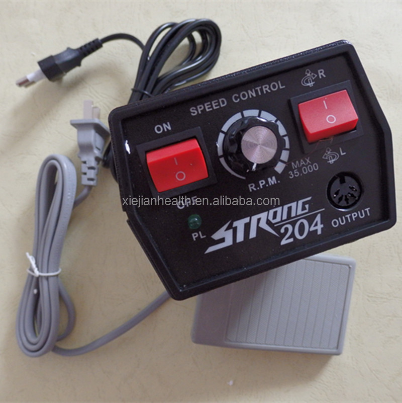 Dental Lab tools Micromotor strong 204 dental micro motor