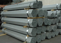 Flexible Hot dipped galvanized steel pipe
