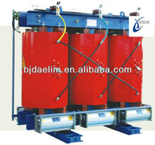 epoxy resin cast dry type transformer