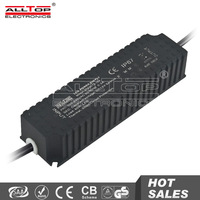 Electronic constant current 1500mA 50w IP67 waterproof led driver