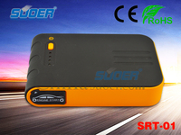 Suoer 12V 8800 mAh Multifunction Mini Portable car battery charger jump starter battery bank