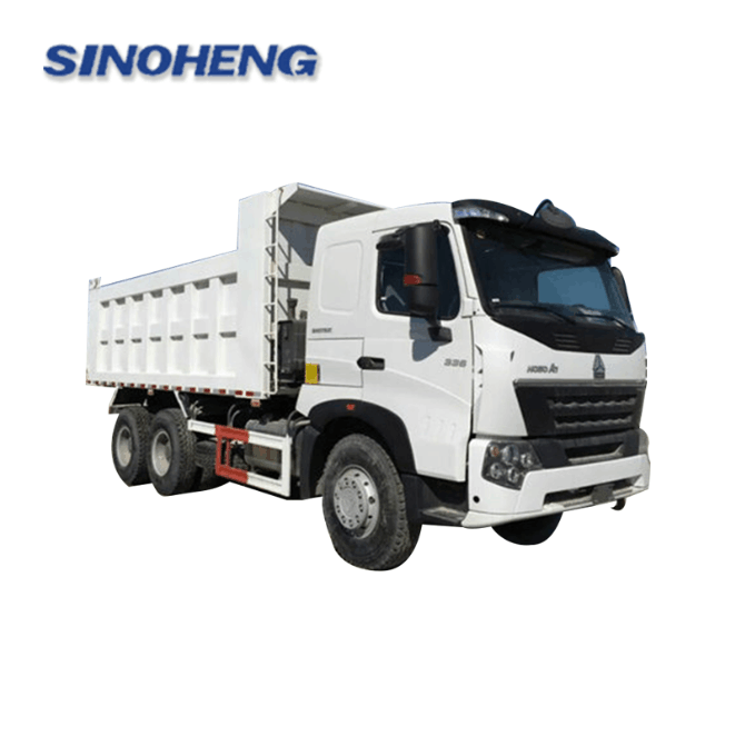High quality howo price cargo dump truck for sale