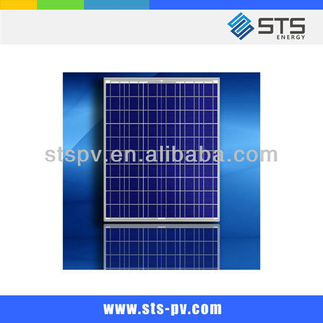poly pv module 80W high efficiency solar cell