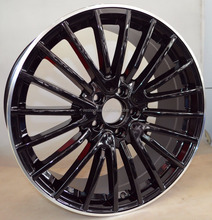 Factory directly supply 17inch and 18inch 5X120 alpina replica alloy wheel