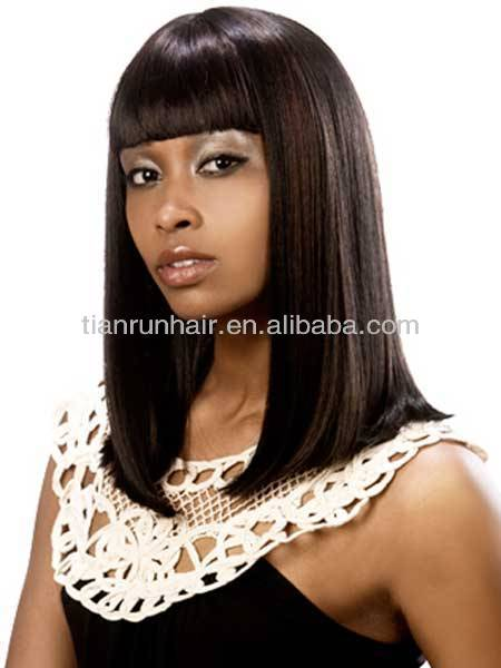 New Arrival High Quality No Tangle lace wigs for small heads