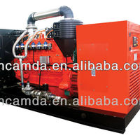 200KW CHP Biogas Generator With CE
