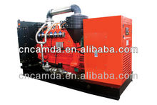 200KW CHP Biogas Generator With CE And ISO Certificate