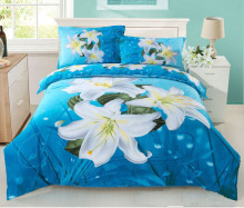 wholesale cotton printed cheap bedding set fabric,home textile