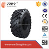 china supplier wheel loader tire for 26.5-25