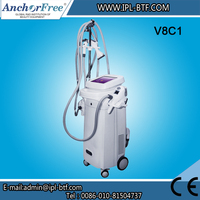 Ultrasonic Cavitation and RF Lipo Less Cellulite Removal Equipment (V8C1)