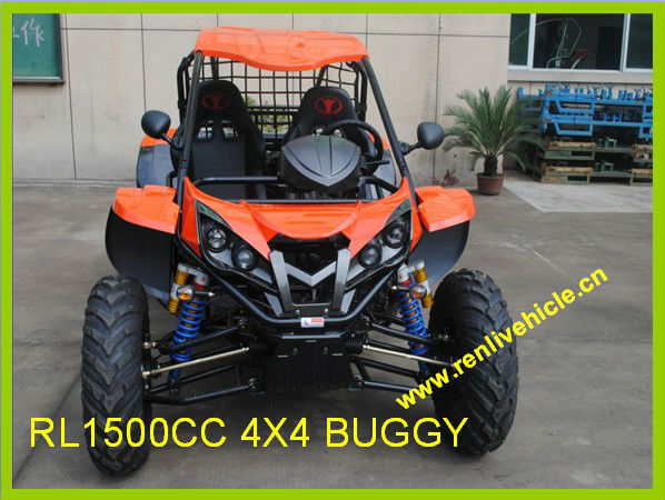 Xtreme buggy Chery 1500cc motor