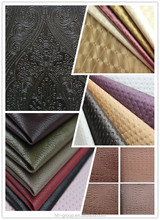pvc synthetic leather roll for funiture