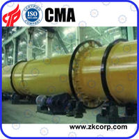 High Efficiency Rotary Dryer For Metallurgy