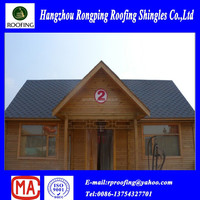 High quality hexagonal roofing material asphalt shingles prices