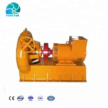Mini Hydro Francis Turbine-Generator/Radial-Axial Flow Turbine Alternator
