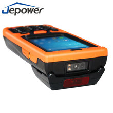 Jepower HT380A Quad-Core Android Phone PDA with barcode scanner and nfc rfid reader
