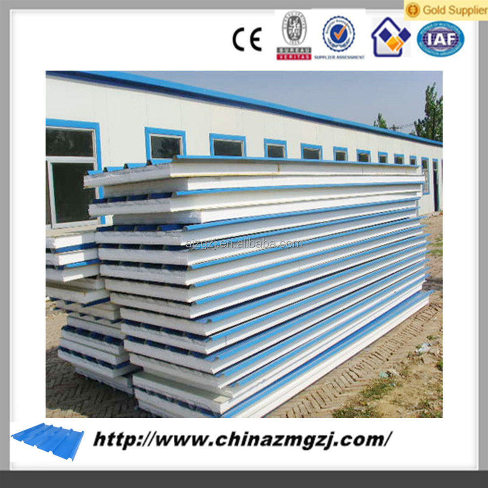 fireproof osb eps sandwich wall panel sandwiches polyurethane panels made in China