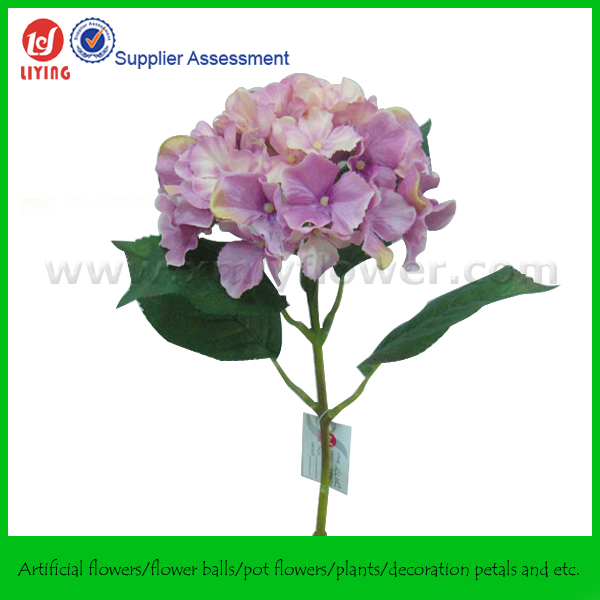 46CM Artificial Blooming Spring Flower Stem Decoration Flower
