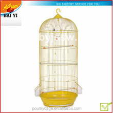 Manufacturer Classical Chinese Round Bird Cage For Sale(low price,high quality)