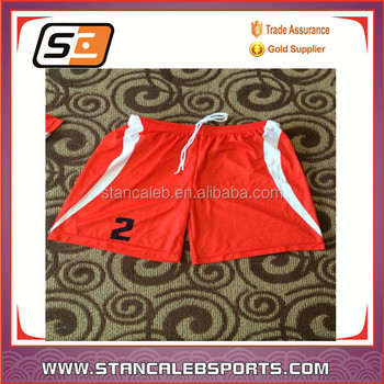 Stan Caleb 2016 new design wholesale soccer shorts cheap running shorts men for wholesale