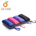 Hard durable custom eye sunglasses case