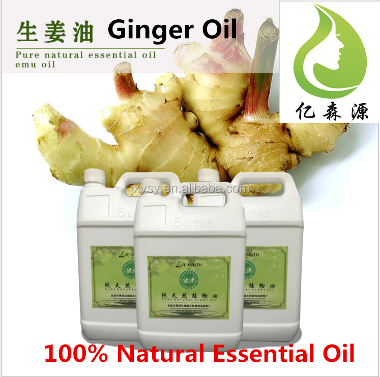 Hair Growth Organic Therapeutic Grade Ginger Massage Oil 100% Pure Ginger Essence Oil Hot Sale Turmeric Oil