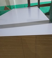 High pressure laminate white mdf board