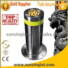2017 New design driveway security bollards with good quality