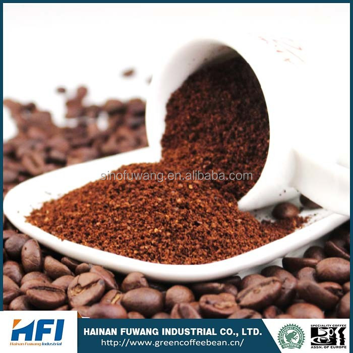 Factory supply roasted coffee powder