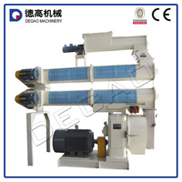 automatic livestock feed pelletizer machine in China with good price