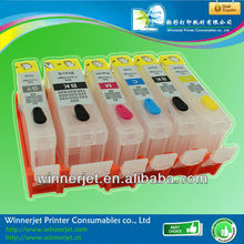 Refill ink cartridge for CANON PIXMA IP4870 MG5170 MG5270
