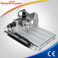 Hot Sale 3 Axis CNC Router Engraver Drilling and Milling Machine CNC 6040