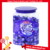Blueberry Cube Milk Tablet Sweet Square Creamy Candy