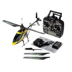 Wltoys V912-PRO Brushless Upgrade Version Perfect 4CH Single Blade RC Helicopter