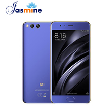 Global Version Xiaomi Mi6 Snapdragon 835 6GB RAM 64GB ROM Smartphone 4g LTE Unlocked Dual Sim Flip Mobile Phones
