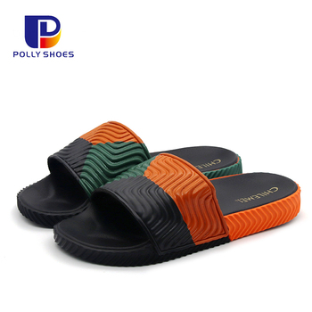 Comfortable Stylish Summer Slipper Men Slide Sandal Manufacturer