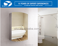 High Quality Promotion Modern Style Bathroom Mirror Cabinet 7026