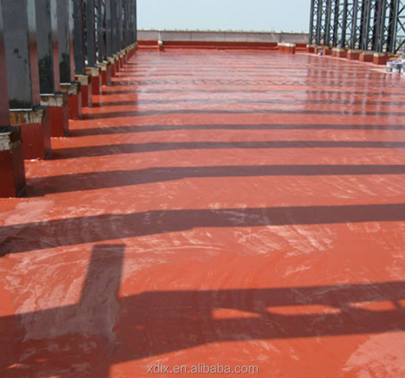 TWO COMPONENTS POLYURETHANE WATERPROOF COATING